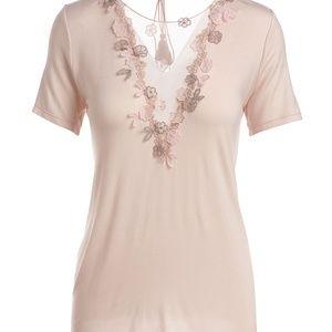Pink Brielle Tee Shirt